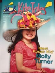 Molly the cover girl--